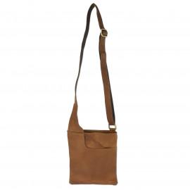 Leather Craft Australia High Quality Leather Cross Body Bag-VL Vintage