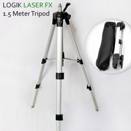 Logik-FX Adjustable Laser Level Tripod + Angle Adapter