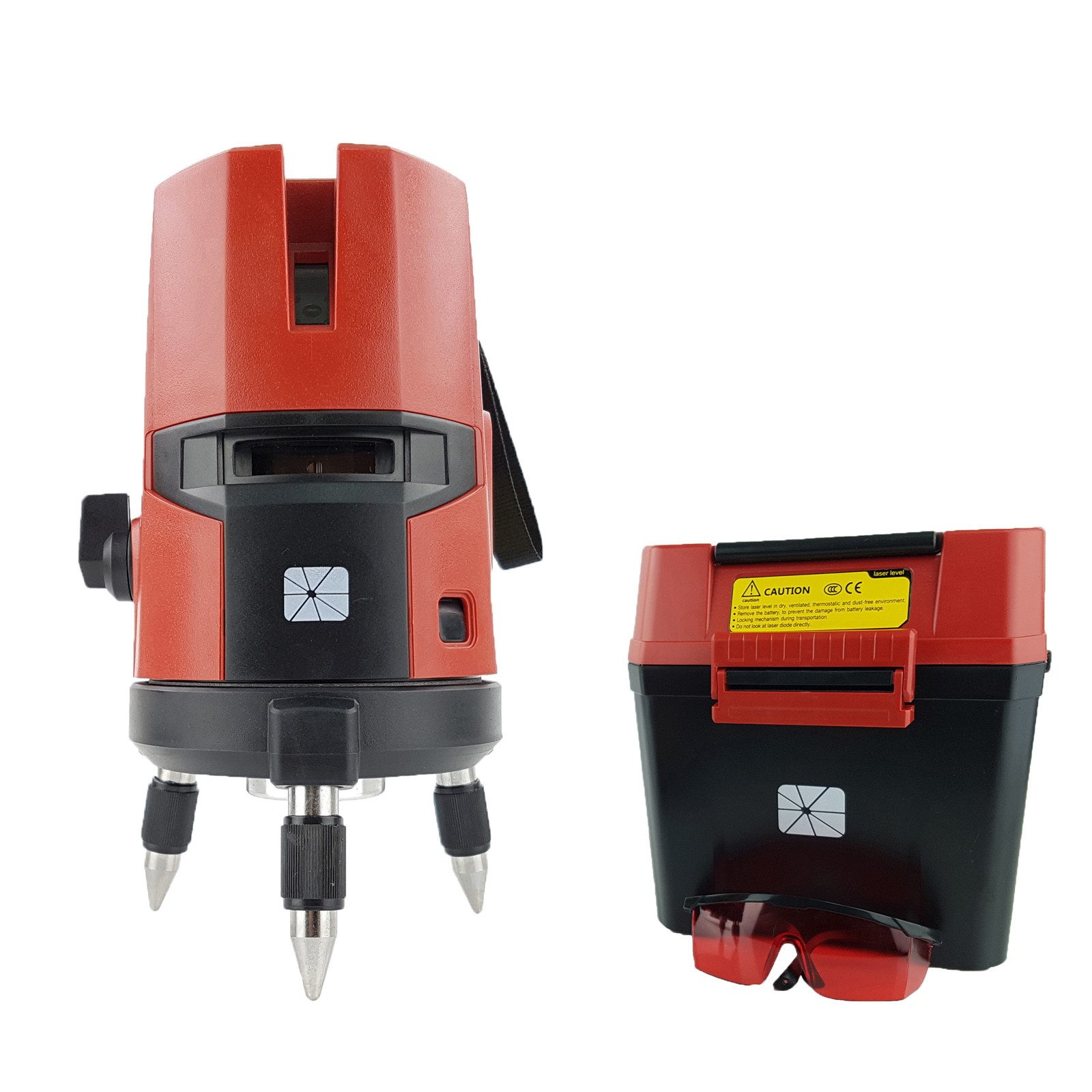 LOGIK-FX Self Levelling Laser Level Red