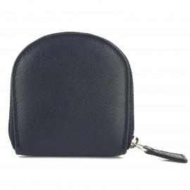 Full Grain Leather Coin Pouch