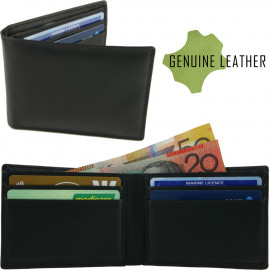 Men's Slimline Leather Wallet