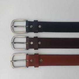 PRE-ORDER 35mm Full Grain Cowhide Leather Belt
