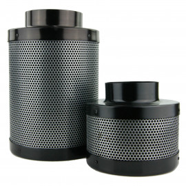 "Hydroponics Air Activated Carbon Filter | ALL SIZES (4"" 5"" 6"" 8 ""10"" 12"") Odour!"