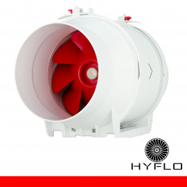 HYFLO Boost 6 Inch / 150mm Inline Mixed Flow Fan Aircon Booster Fan