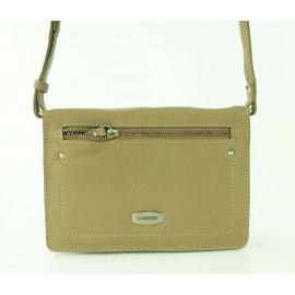 RA49 SOFT LEATHER WOMEN'S BAG-Cappuccino