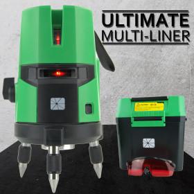 LOGIK-FX Self Levelling Laser Level Green