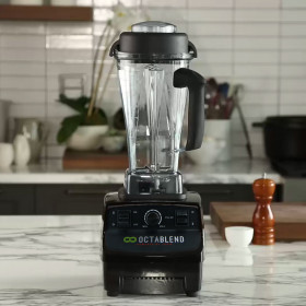 Logik 2386W Octablend Platinum Edition Blender Black